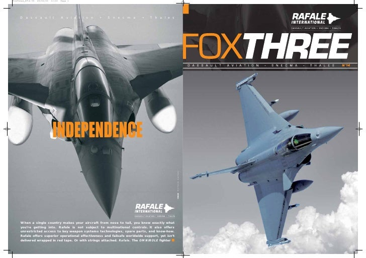 Fox Three N 14 Uk2