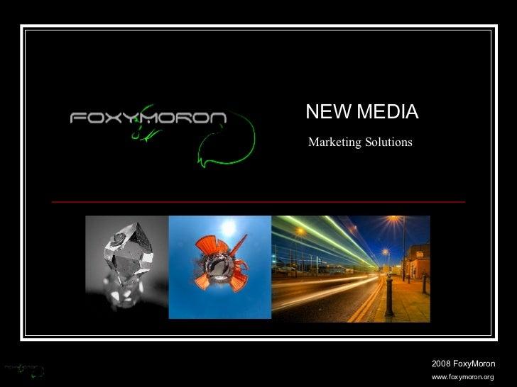 Foxy New Media