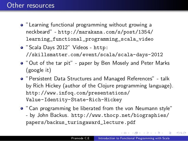 What is the best language to learn functional programming ...