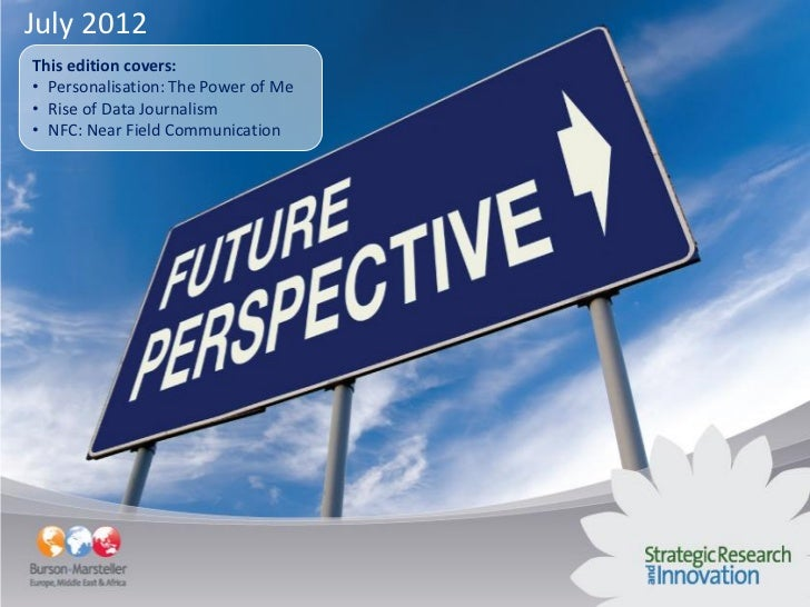 FUTURE Perspective #11 trends newsletter