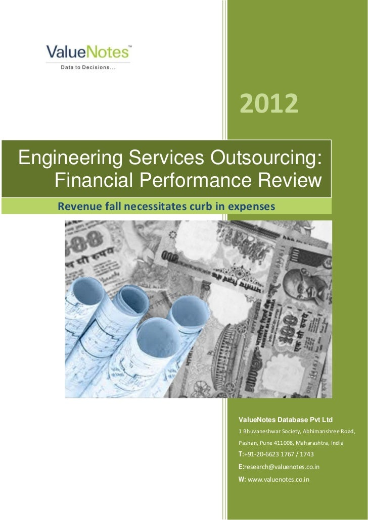 Engineering Services Outsourcing: Financial Performance Review