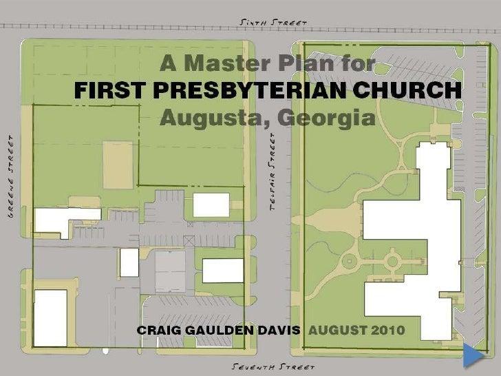 Master Site Plan FPC Augusta