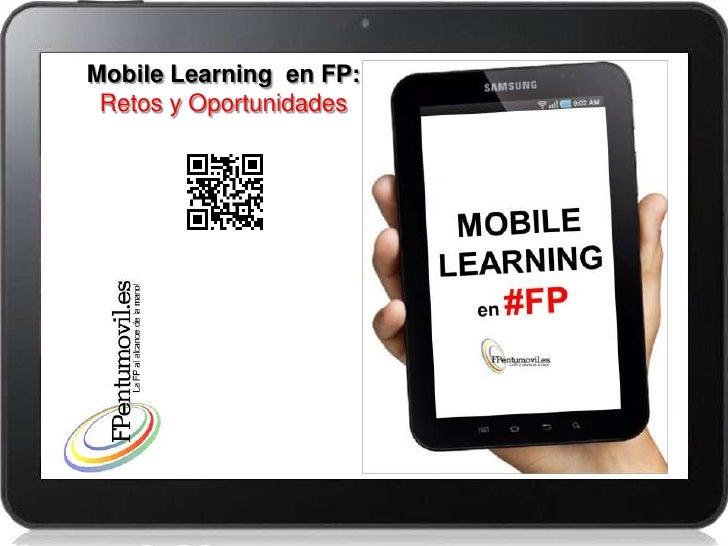Mobile Learning en FP: Retos y Oportunidades