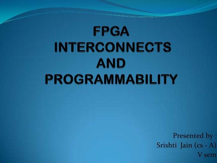 Fpga intro1