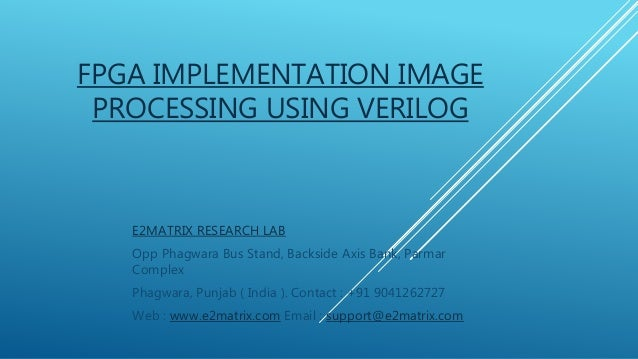 image processing phd thesis