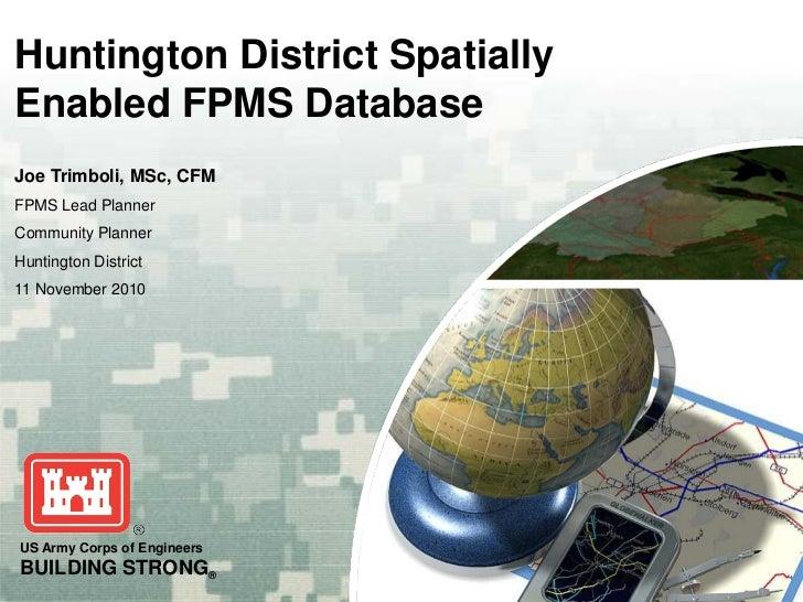 FPMS Anniversary Case Study Presentation