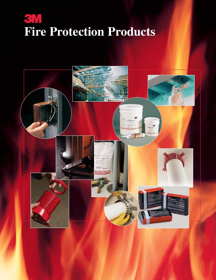 3Fire Protection Products
