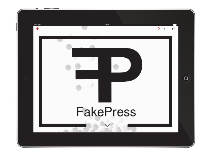 iPad       09:00       FakePress