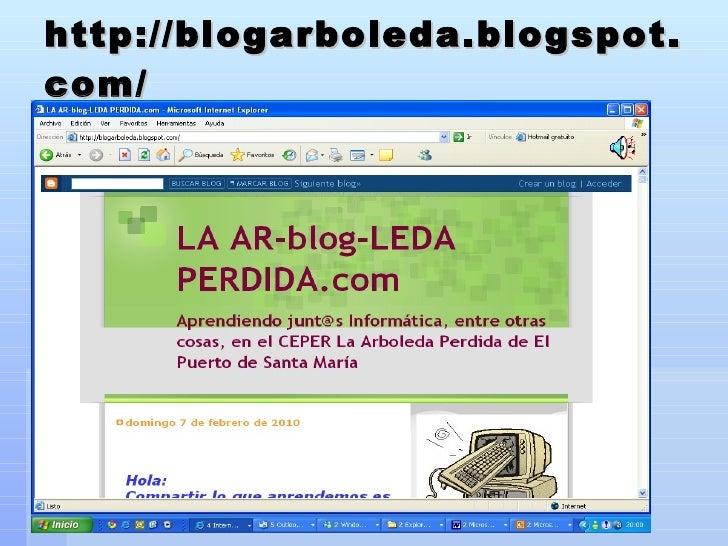 http://blogarboleda.blogspot.com/