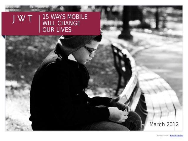 15 ways mobile will change our lives