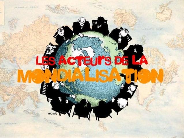 Le plan d'exposé 1. L'Union européenne (UE) 2. L'Accord de libre-échange nord-américain (ALENA) 3. L'Association des natio...
