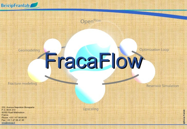 FracaFlow