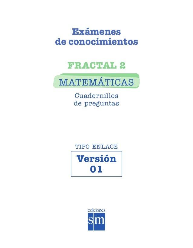 Fractal 2 matemáticas