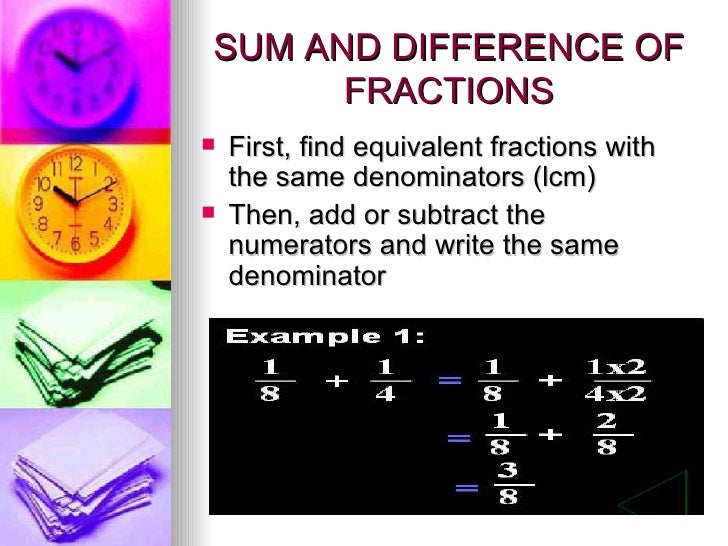 Forex denomination and numerator difference