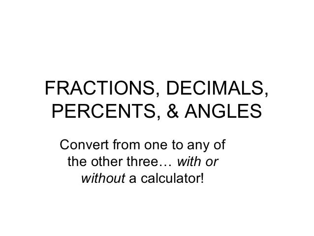Calculator Soup Fractions To Percents - Image Mag