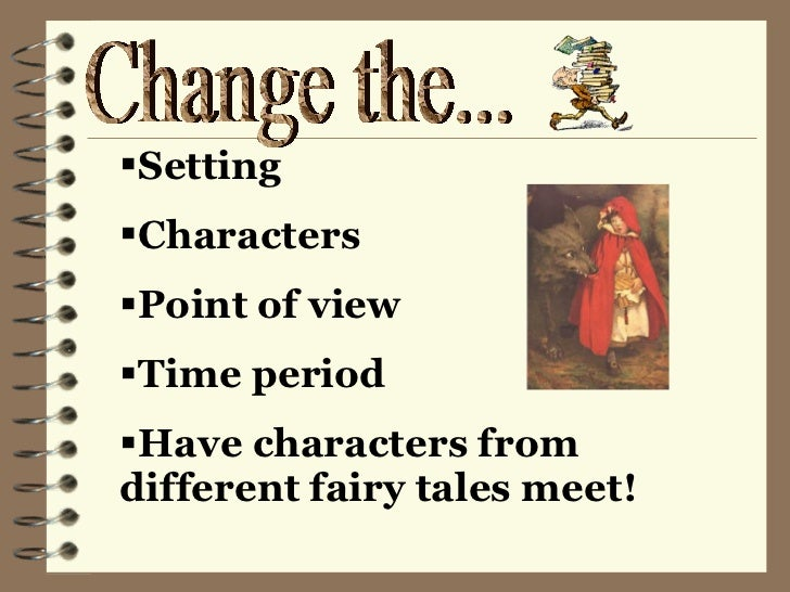 Image result for fractured fairy tales
