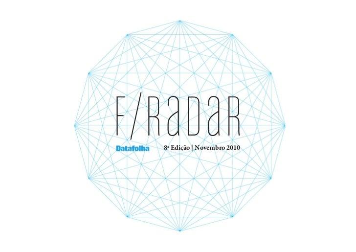 F/Radar - 8a edição