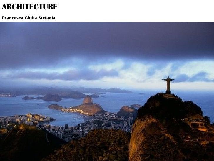 Architecture Brazil by Bosia, Mantovani, Squeri