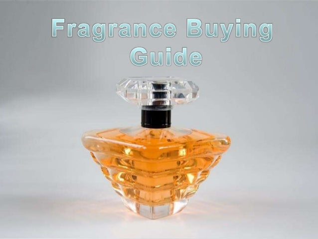 Fragrance Buying Guide