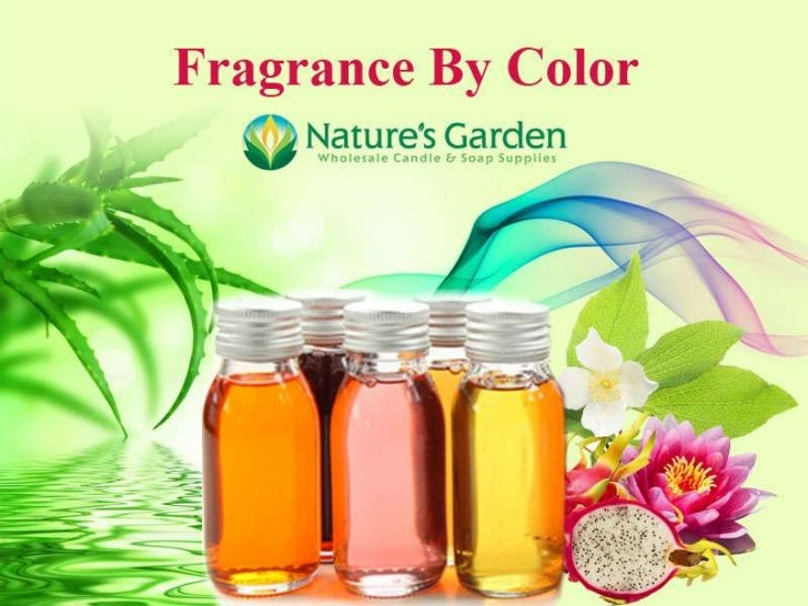 Fragrance by color