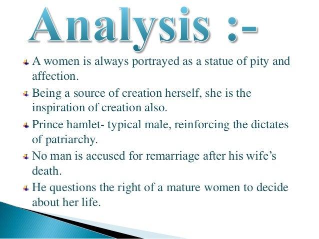 hamlet frailty thy name is woman essay
