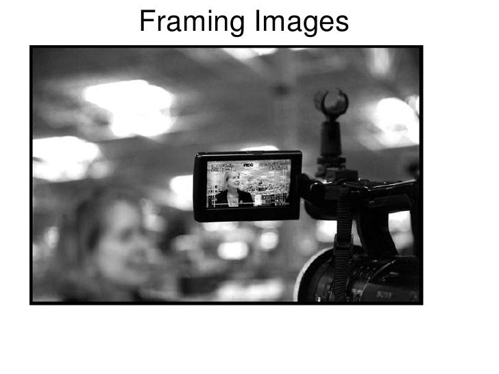 Framing Images