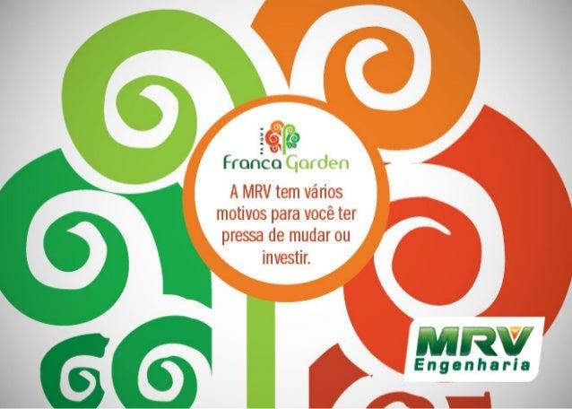 MRV Folder Franca Garden | Franca - SP
