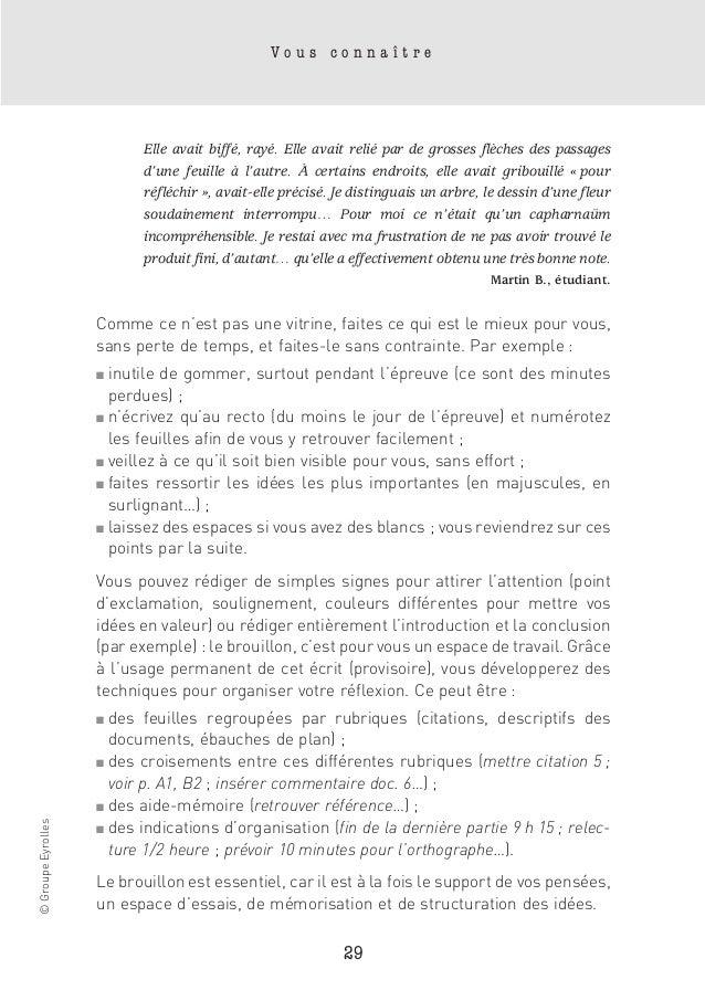 Dissertation Critique Exemple Plan Dialectique