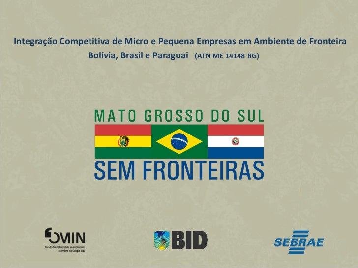 Franca Maristela Oliveira MS sem fronteiras governança
