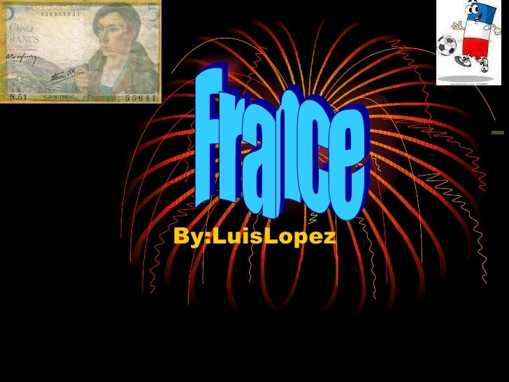 By:LuisLopez France