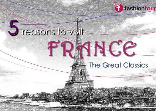 5 top things to do in France