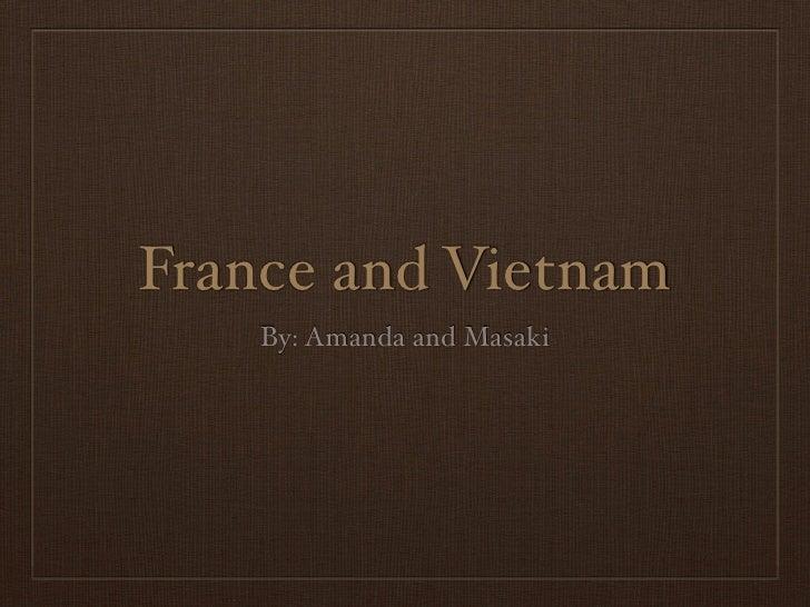 France- Vietnam