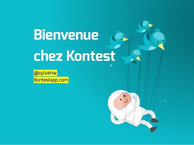 CTO Night France Digitale - Bienvenue Chez Kontest