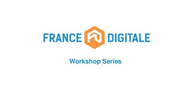 FRANCE DIGITALE Workshop Series #1- L'industrie du gaming -- The Money Makers