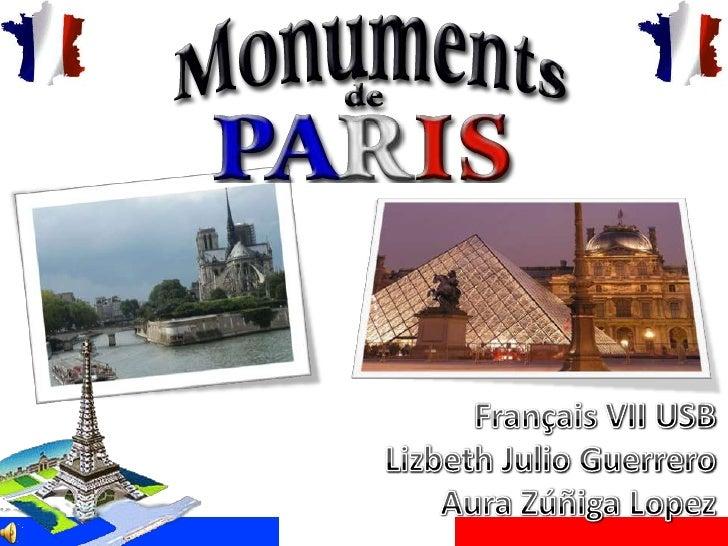 Français VII USB<br />Lizbeth Julio Guerrero<br />Aura Zúñiga Lopez<br />