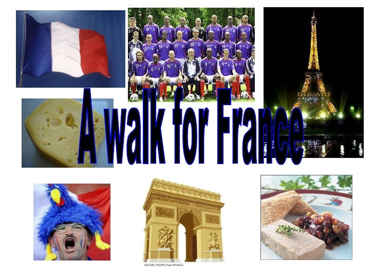 A walk for France