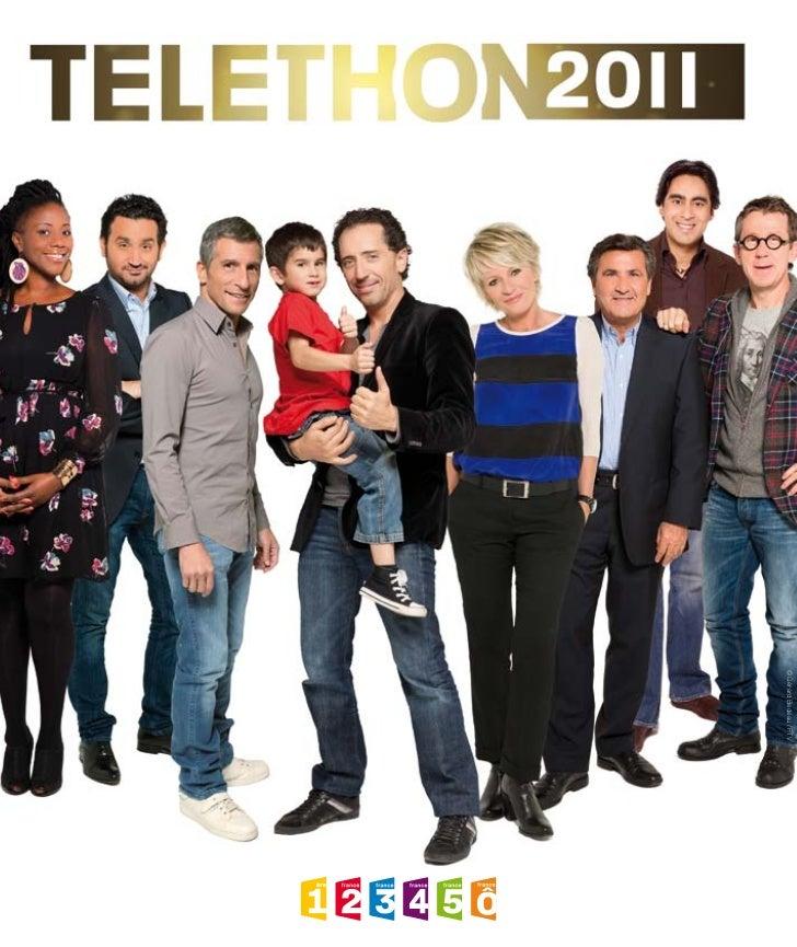 France télévisions   téléton dp 2011