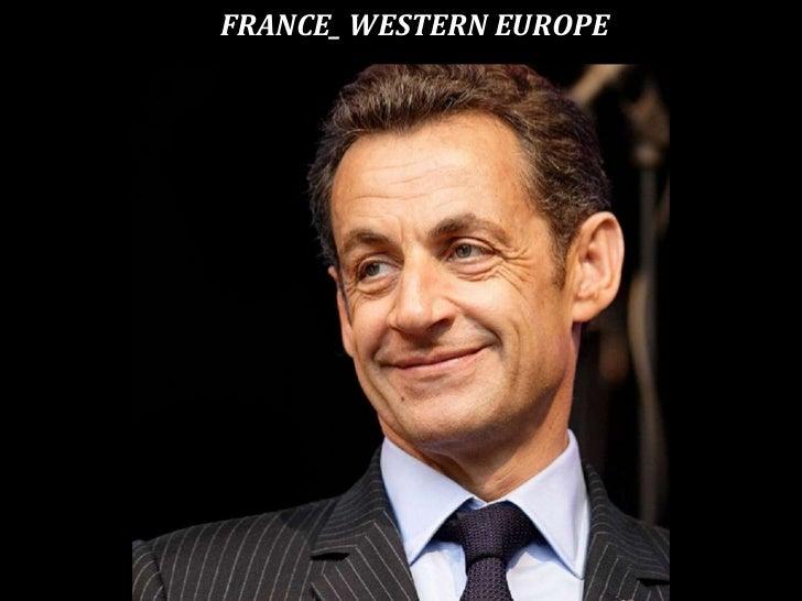 FRANCE_ WESTERN EUROPE<br />