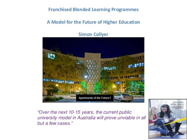 the future of higher education in | 2 | future forward: the next twenty years of higher education higher education is a dynamic and rapidly evolving landscape as a pioneer in educational technology, blackboard understands how important thinking.
