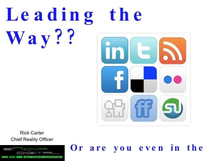 Franchising & social media