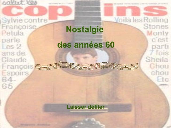 Francia Musica De Los 60