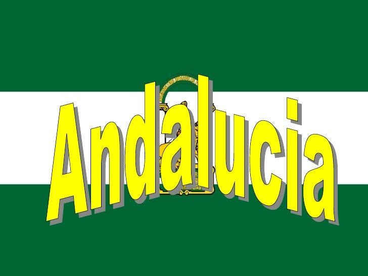 Presentación Andalucía de Francisco Jesus