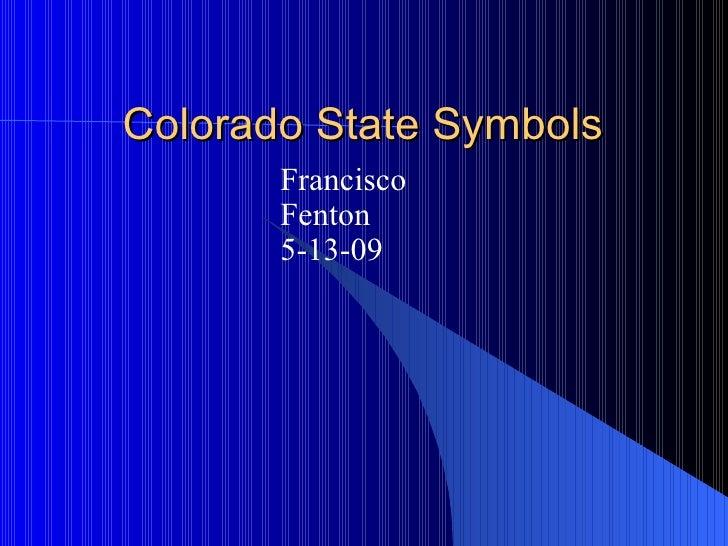 Francisco Swansea Colorado