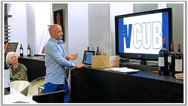 Franck tallon explique l'identité visuelle de La Cub