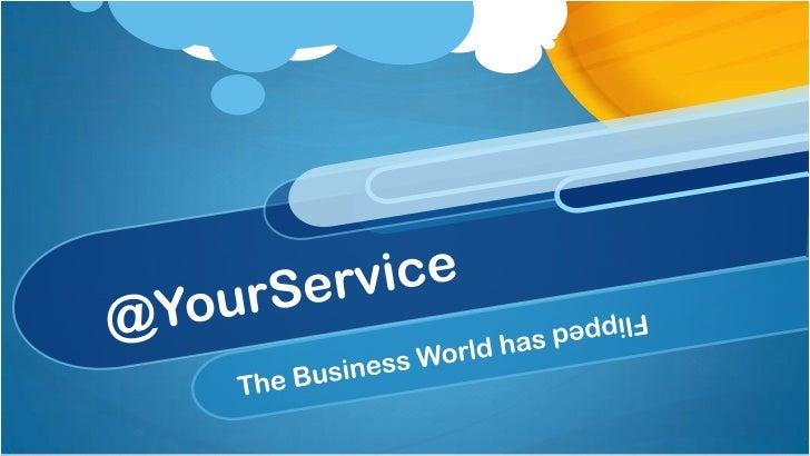 The Future of Customer Service, Frank Eliason, SVP Citi,