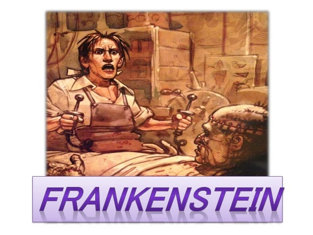 elements of romanticism in frankenstein
