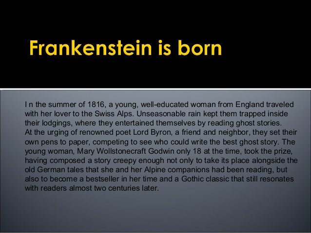 How does the theme of isolation work within Frankenstein?