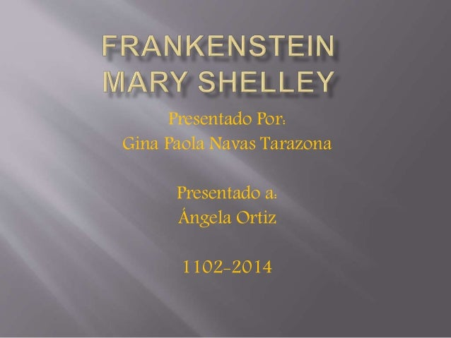 Presentado Por:  Gina Paola Navas Tarazona  Presentado a:  Ángela Ortiz  1102-2014