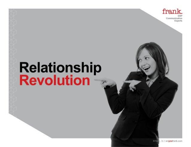 frankFILES - Relationship Revolution
