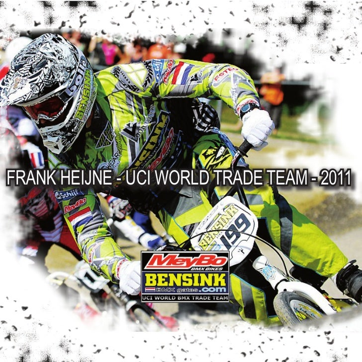 FRANK HEIJNE - UCI WORLD TRADE TEAM - 2011
